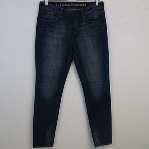 Articles of Society Sarah Skinny Jeans Size 29